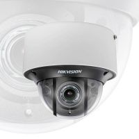 Luces sonido Cámara Hikvision IP Domo Varifocal Motorizado Darkfighter 2MP